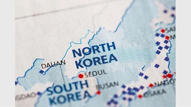 北朝鮮№1