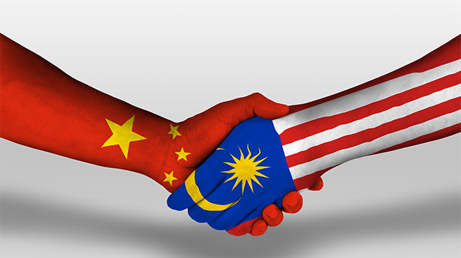 マレーシア&中国