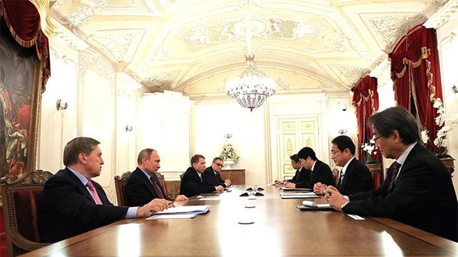 写真は、ロシア大統領府ウェブサイトより。