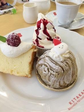北菓楼カフェ