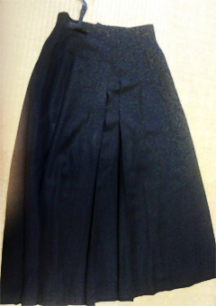 987-127-4DCブランド服3スカート