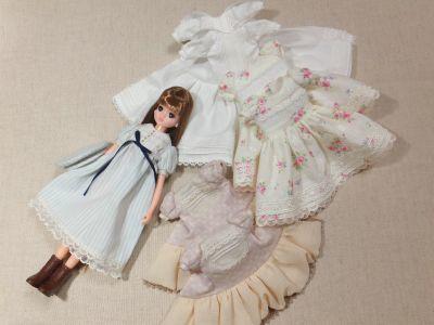 s-ドレス製作途中(1)
