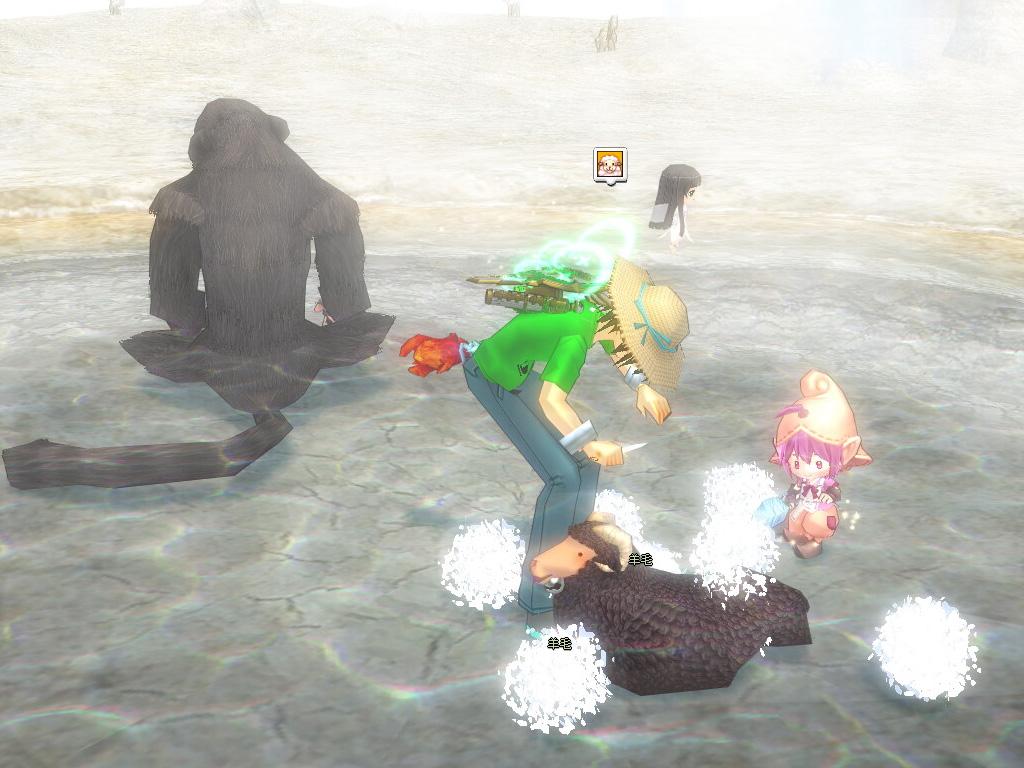 働きモノの妖精たち3