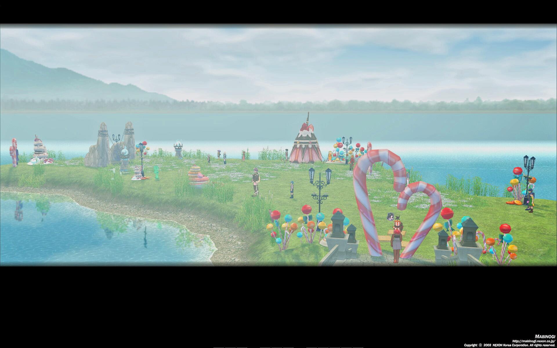 「秘密だらけなお菓子の島」イベント01