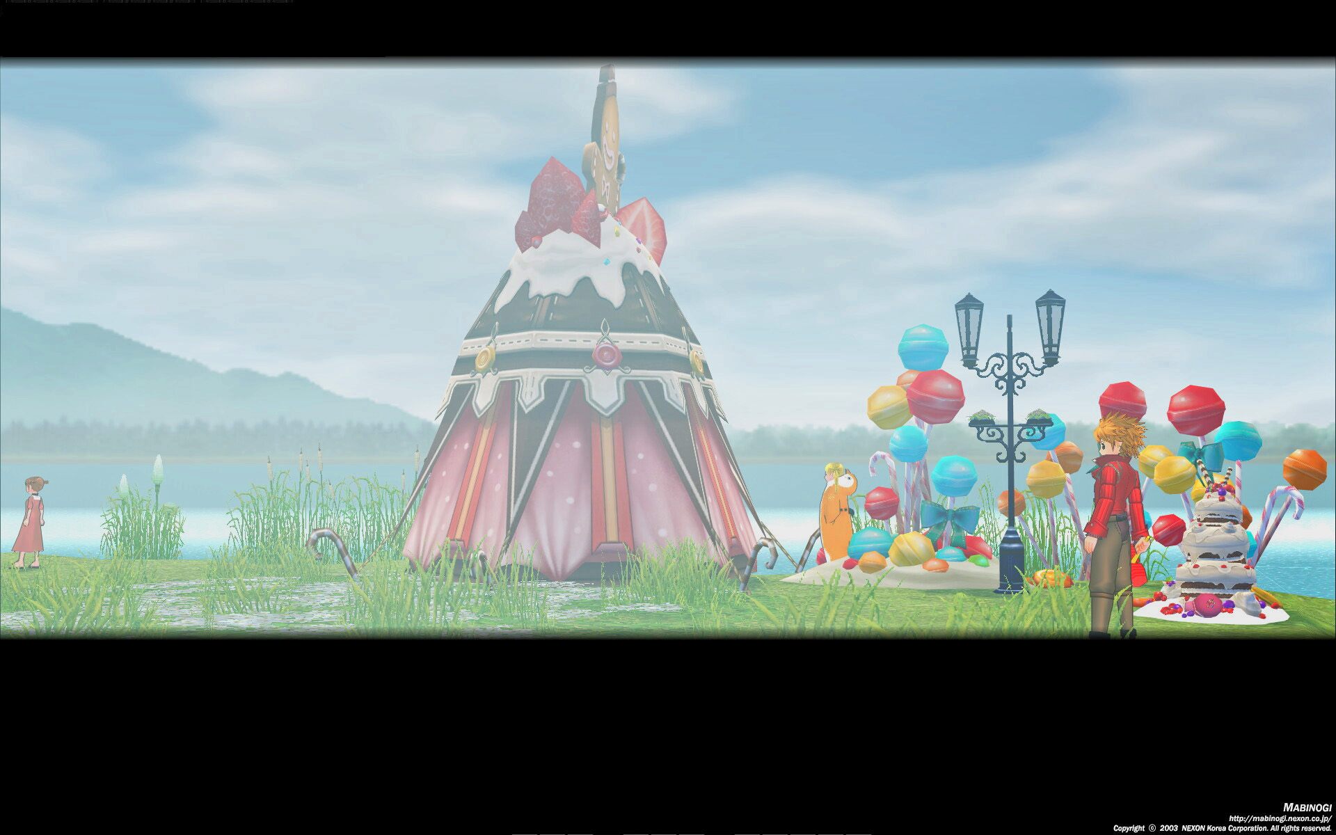 「秘密だらけなお菓子の島」イベント02