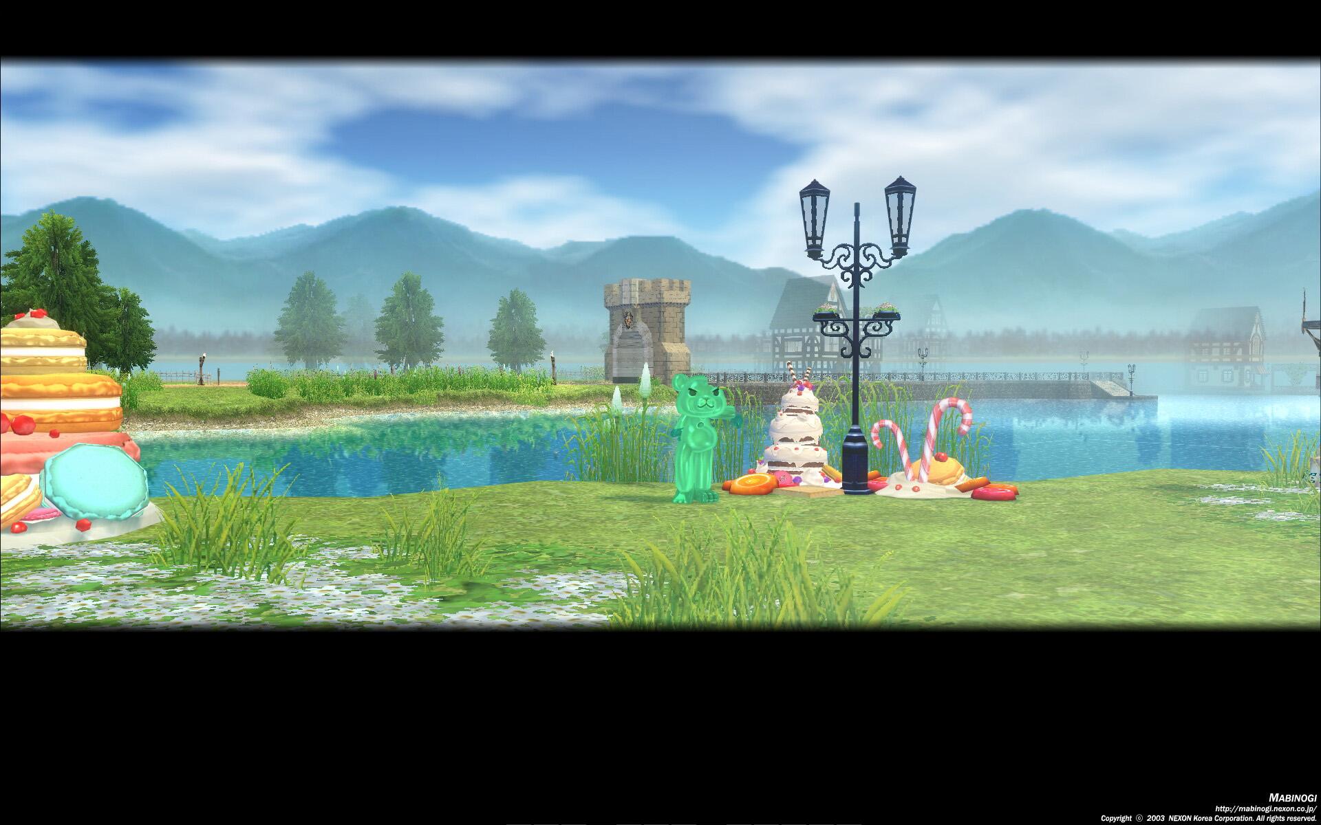 「秘密だらけなお菓子の島」イベント04