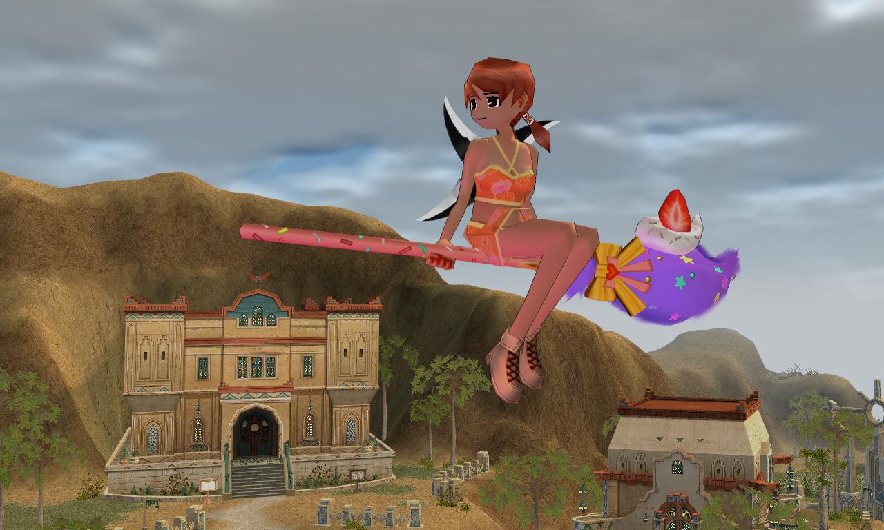 クッキーの魔女-アルケナル2