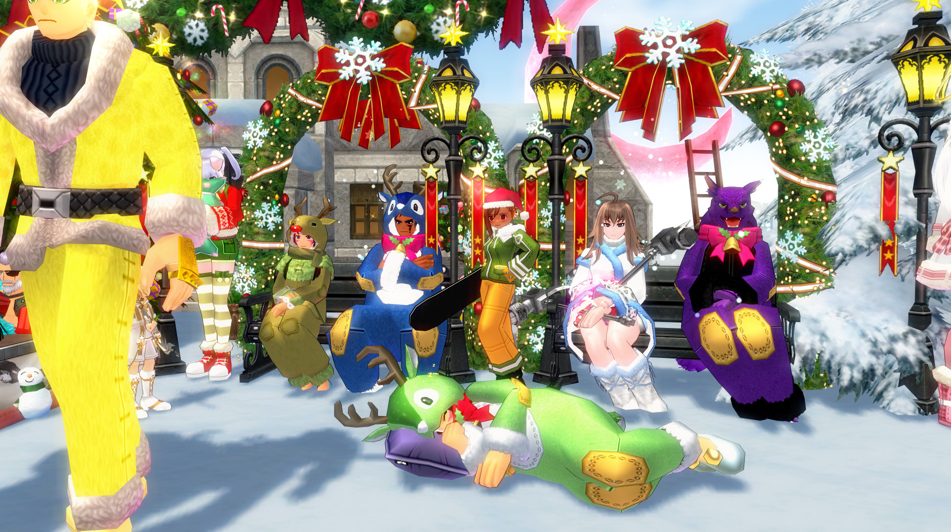 クリスマス撮影会☆12