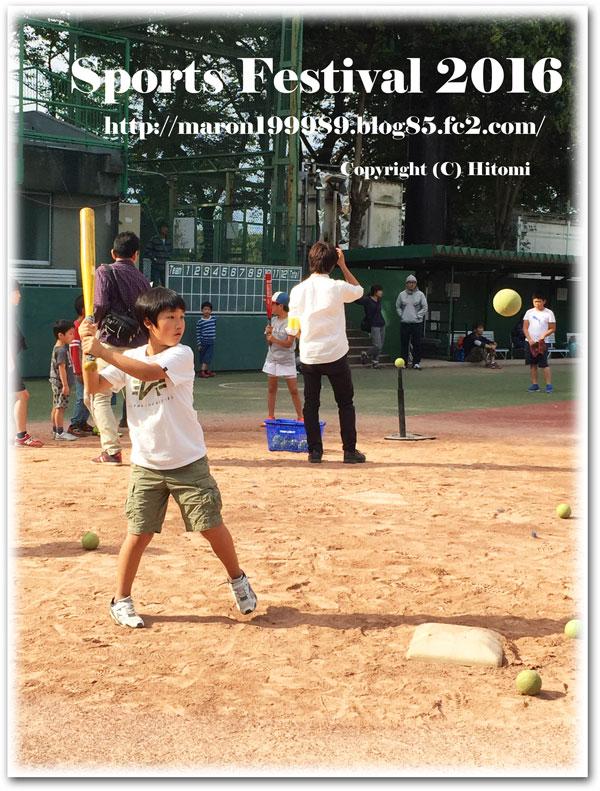 スポーツフェス野球