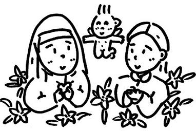 マルガリータとジェンマ - コピー