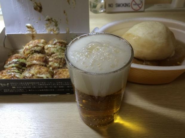 ホテル飲み (2)