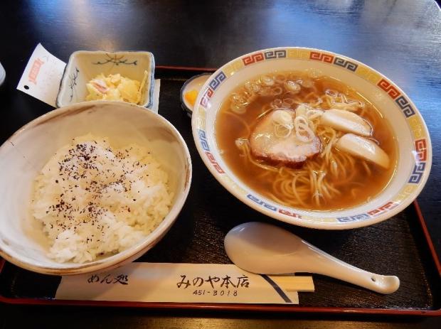 みの屋本店@名古屋駅 (5)