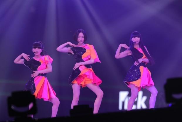 Perfumeライブ (2)