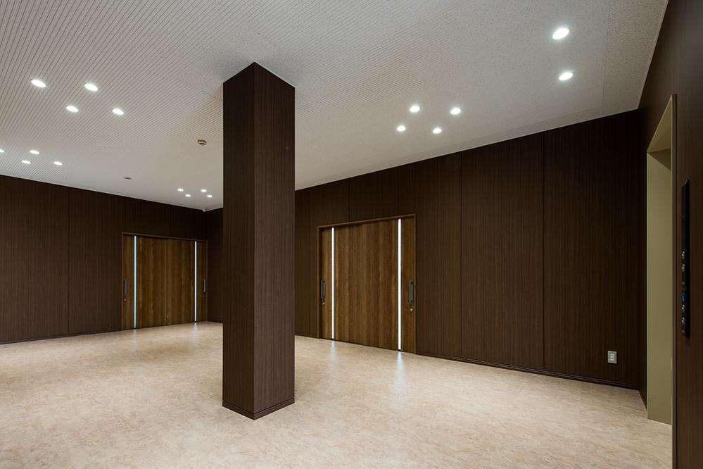 S-027-2階ホール