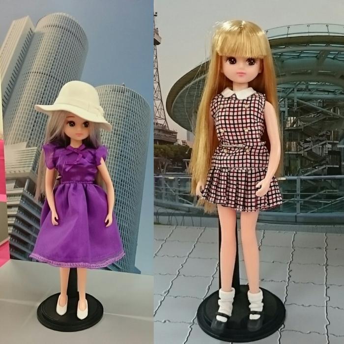 リカちゃんキャッスルin三越展示2