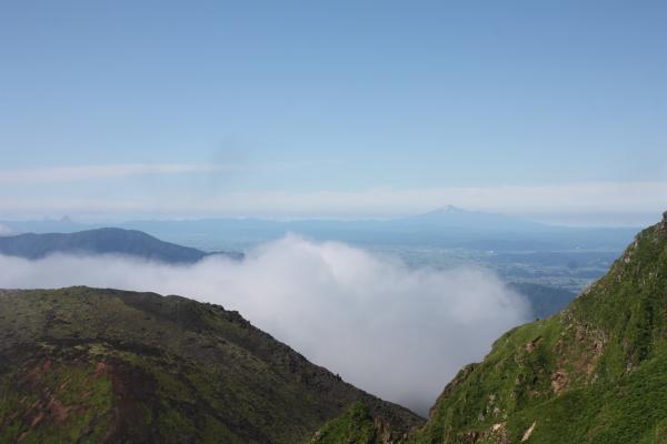 女岳 鳥海山