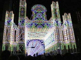 161202「神戸ルミナリエ」開催 VGA