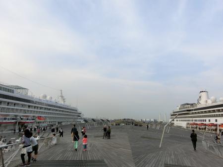 客船フォーレンダム1