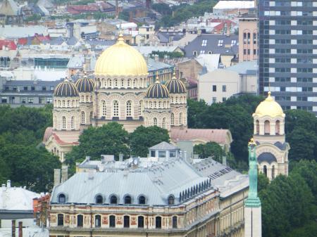 聖ペテロ教会 塔の上5