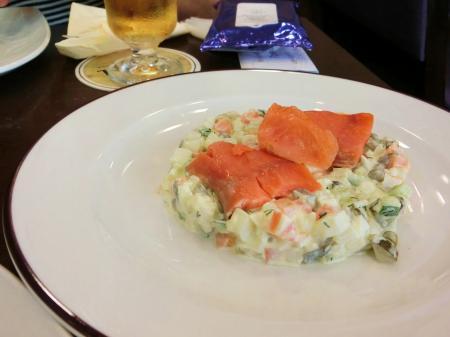 モスクワ・シェレメーチエヴォ国際空港 レストラン11