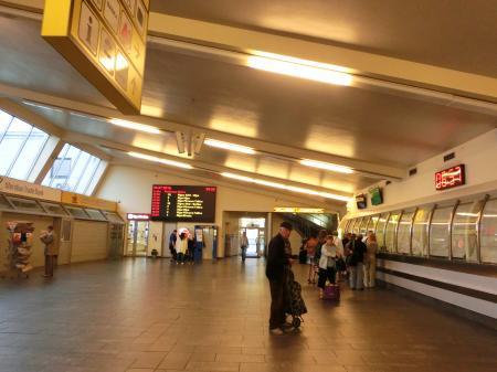リガのバスターミナル2