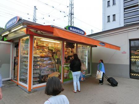 リガのバスターミナル6
