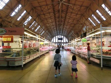 リガ中央市場2