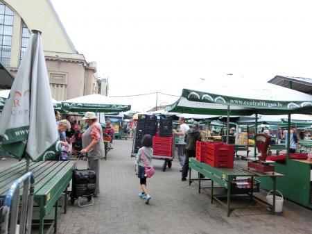 リガ中央市場4