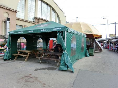 リガ中央市場10