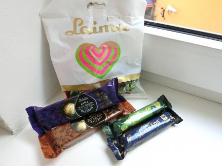 ライマ(Laima)チョコレート