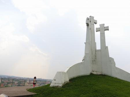 3つの十字架の丘(ヴィリニュス)3