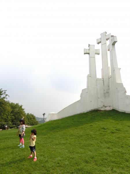 3つの十字架の丘(ヴィリニュス)2