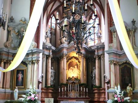 聖アンナ教会とベルナルディン教会4