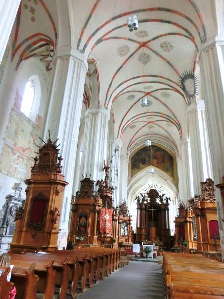 聖アンナ教会とベルナルディン教会6