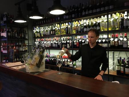 ヴィリニュスWine bar 2