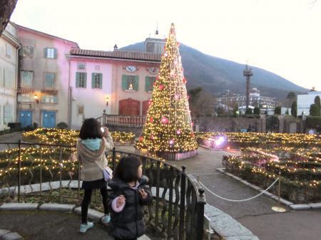 星の王子さまミュージアム クリスマス1