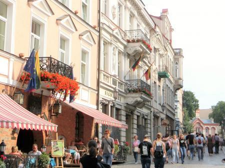 ヴィリニュスの街並み2