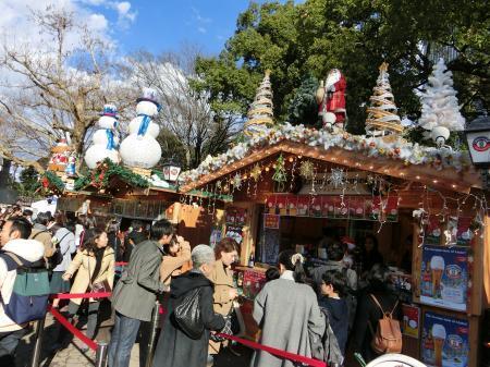 日比谷 東京クリスマスマーケット2