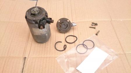 mercedes fuel pump w108
