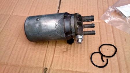 mercedes fuel pump w111