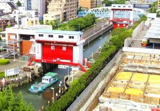 160705_東京のミニ・パナマ運河「扇橋閘門」m_ennori-3447_640x446
