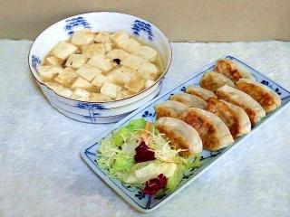 161004_4218塩麻婆豆腐・焼き餃子VGA
