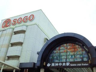 161017_4253 阪急百貨店に替わるかも知れない「西神そごう」と空模様VGA