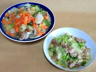 161209_4349 八宝菜・豚肉とキャベツ炒めVGA