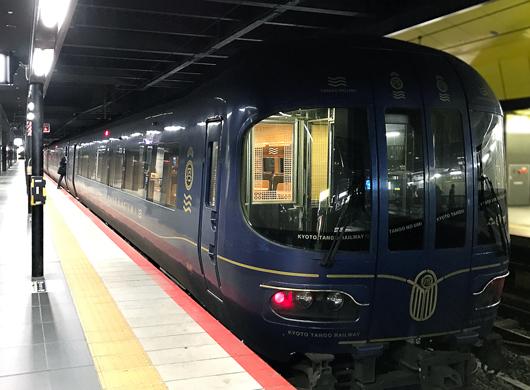 あ!珍しい電車!
