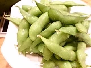 鳥貴族 枝豆
