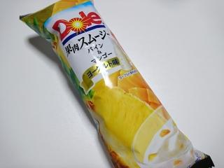 ドール 果肉スムージーパイン&マンゴーヨーグルト味