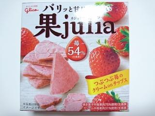 グリコ 果julia 苺