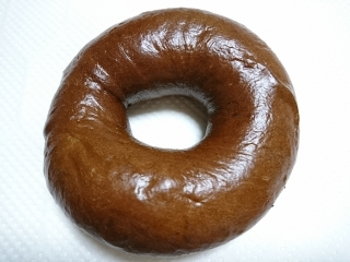デリフランス 黒糖ベーグル