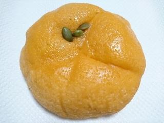 ローソン まるでかぼちゃパン¥135a